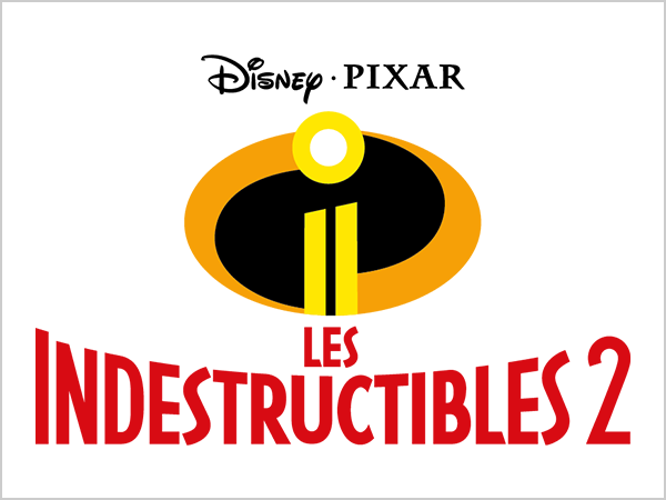 Disney Pixar Les Indestructibles 2