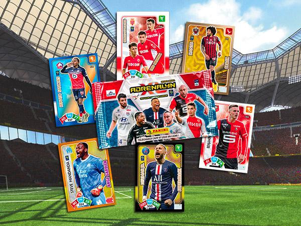 PANINI FOOT Ligue 1 2020-21