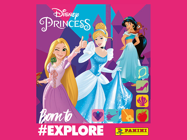 PANINI Disney Princesses