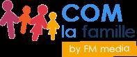 COM la famille Logo